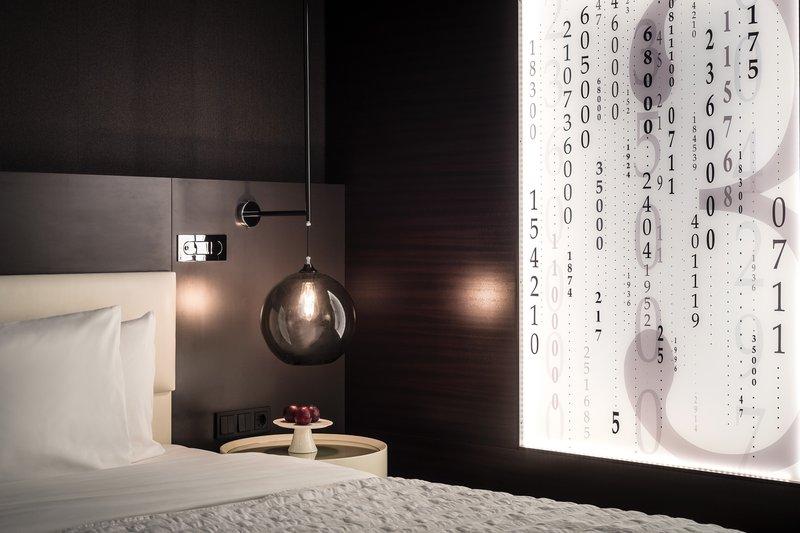 Le Meridien Stuttgart-Chic Room Design<br/>Image from Leonardo