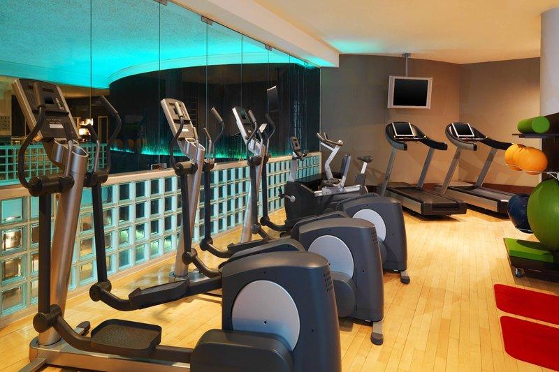 Le Meridien Stuttgart-Fitness Center<br/>Image from Leonardo