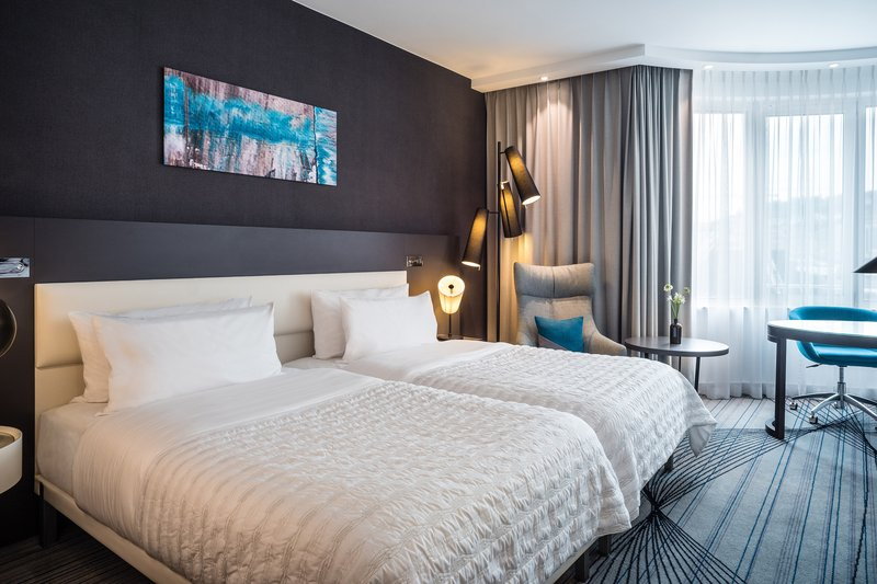 Le Meridien Stuttgart-Twin/Twin Superior Chic Guest Room<br/>Image from Leonardo