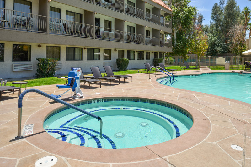 Holiday Inn Express Palm Desert-Relax In Our Hot Tub<br/>Image from Leonardo