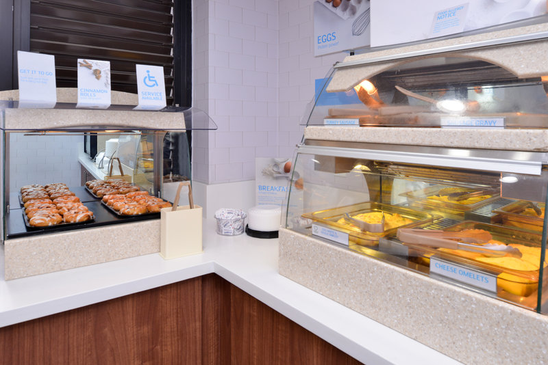 Holiday Inn Express Palm Desert-Start Your Day Right With Our Complimentary Hot Breakfast Bar<br/>Image from Leonardo