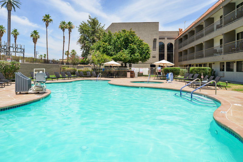Holiday Inn Express Palm Desert-Outdoor Heated Pool<br/>Image from Leonardo