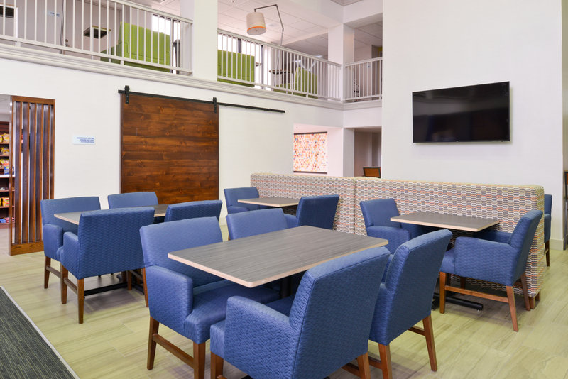 Holiday Inn Express Palm Desert-Dining Overview<br/>Image from Leonardo
