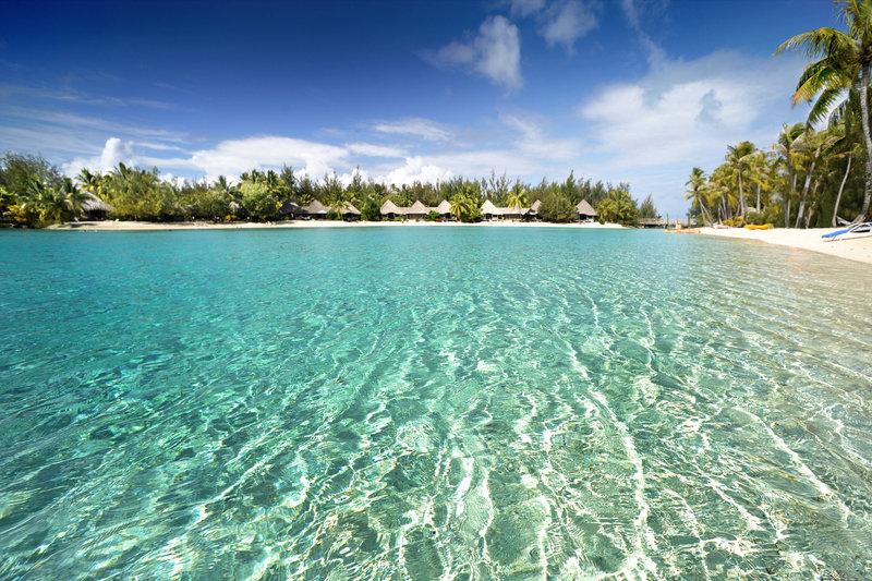 Le Meridien Bora Bora - Lagoon <br/>Image from Leonardo