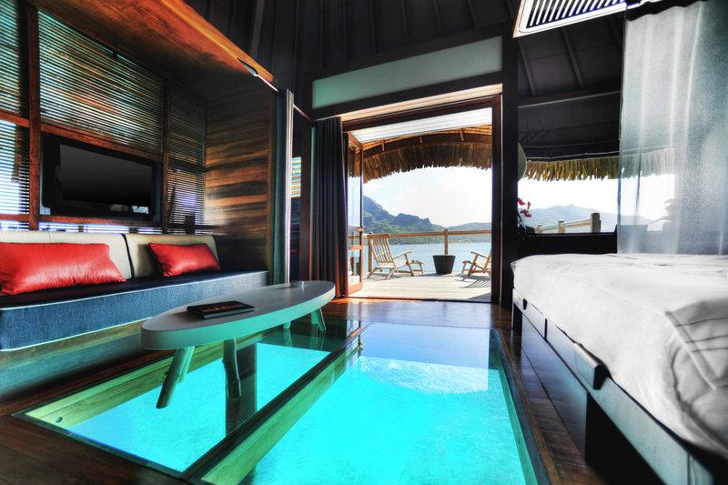 Le Meridien Bora Bora - Premium Overwater Bungalow <br/>Image from Leonardo