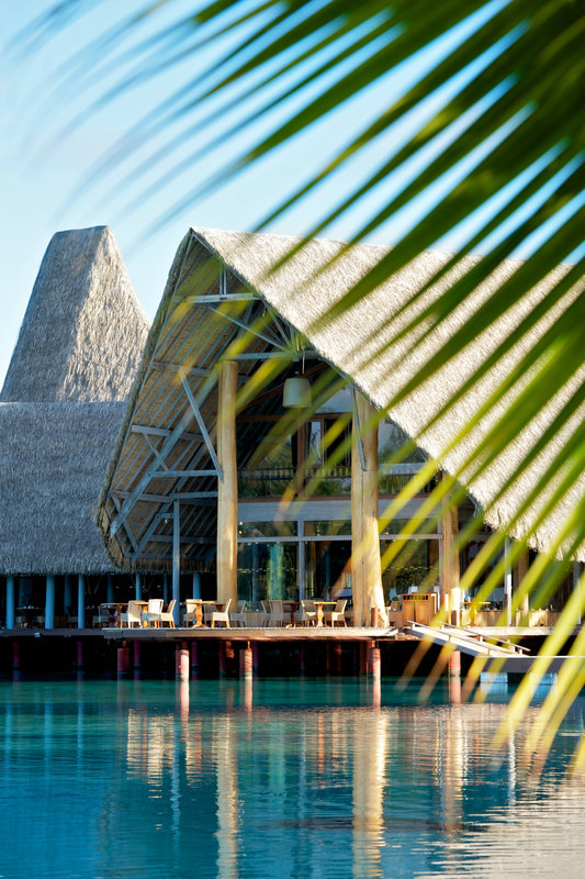 Le Meridien Bora Bora - Le Tipanie <br/>Image from Leonardo