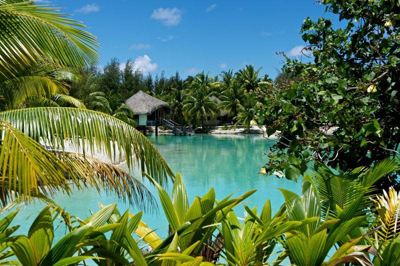 Le Meridien Bora Bora - Overwater Chapel <br/>Image from Leonardo
