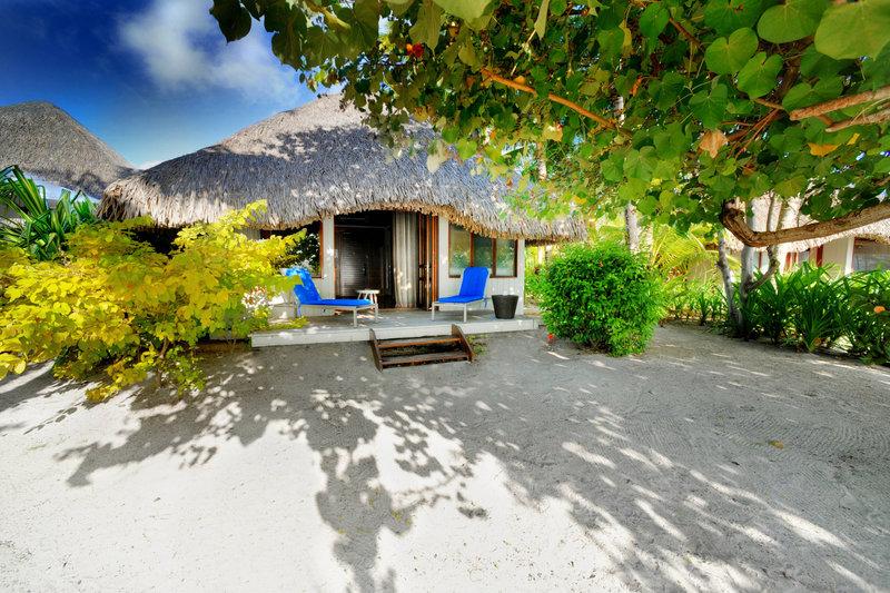 Le Meridien Bora Bora - Beach Bungalows <br/>Image from Leonardo