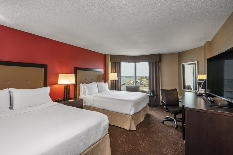 Holiday Inn Sydney - Waterfront-Guest Room<br/>Image from Leonardo