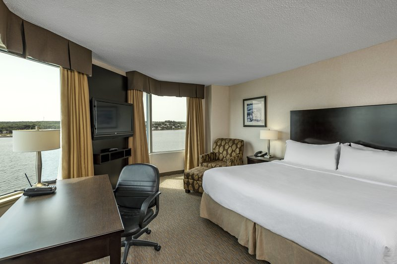 Holiday Inn Sydney - Waterfront-King View Room <br/>Image from Leonardo