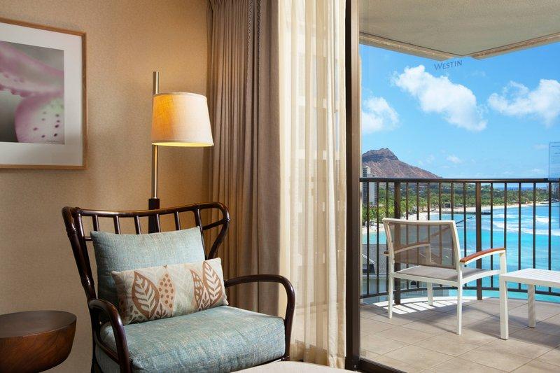 Moana Surfrider, A Westin Resort & Spa, Waikiki Beach - Tower Premier Ocean <br/>Image from Leonardo