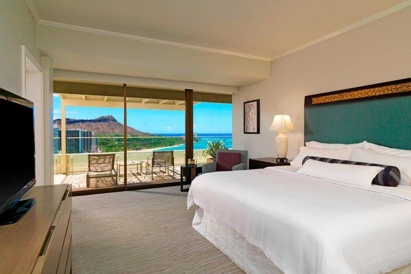Moana Surfrider, A Westin Resort & Spa, Waikiki Beach - Penthouse Suite 110 <br/>Image from Leonardo