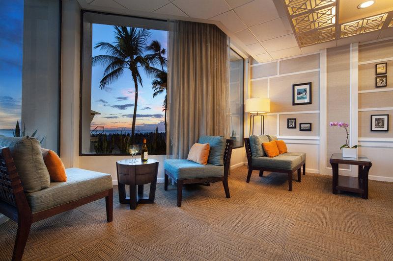 Moana Surfrider, A Westin Resort & Spa, Waikiki Beach - Beach Club Lounge Sunset <br/>Image from Leonardo