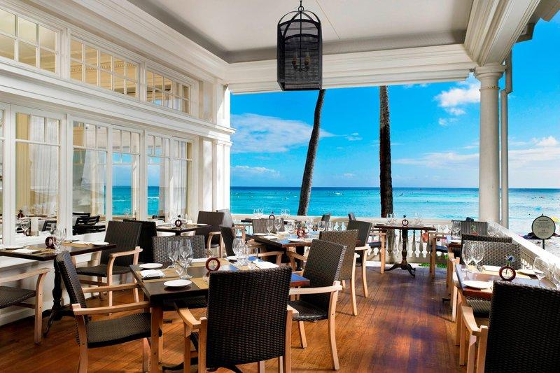 Moana Surfrider, A Westin Resort & Spa, Waikiki Beach - Beachhouse <br/>Image from Leonardo