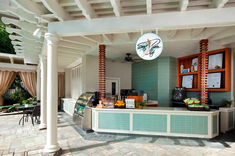 Moana Surfrider, A Westin Resort & Spa, Waikiki Beach - Surfrider Cafe <br/>Image from Leonardo