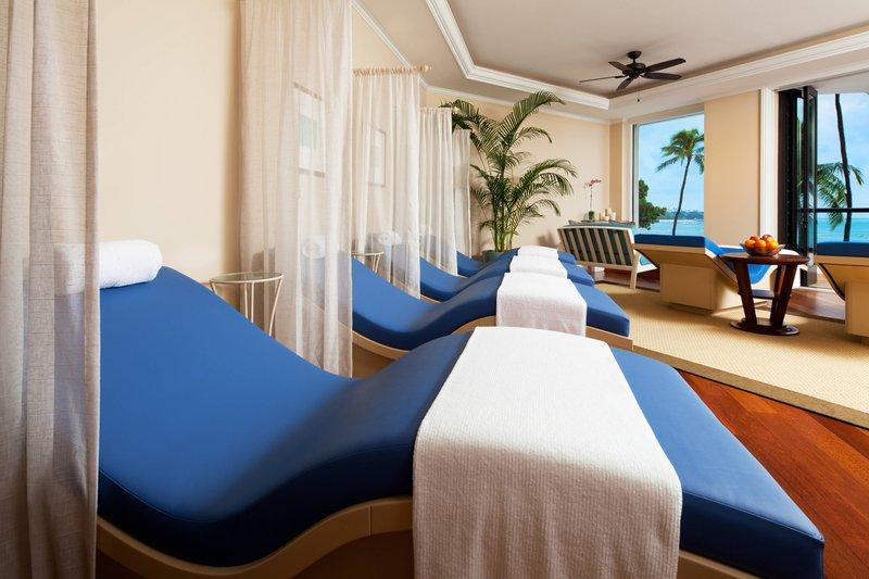 Moana Surfrider, A Westin Resort & Spa, Waikiki Beach - Moana Lani Spa Relaxation Lounge <br/>Image from Leonardo