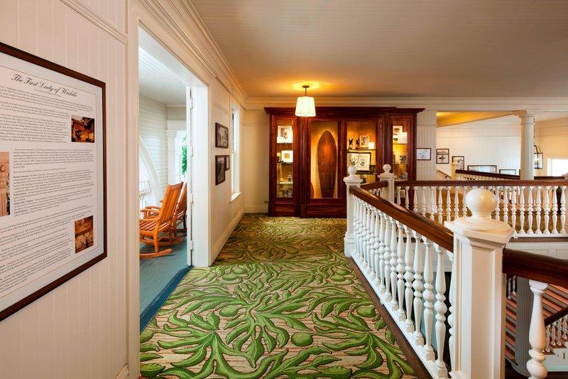 Moana Surfrider, A Westin Resort & Spa, Waikiki Beach - Historical Floor <br/>Image from Leonardo