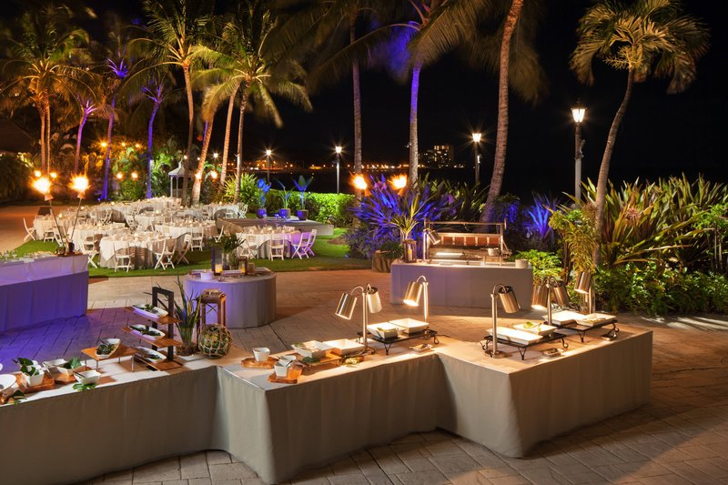 Moana Surfrider, A Westin Resort & Spa, Waikiki Beach - Hoolaulea <br/>Image from Leonardo