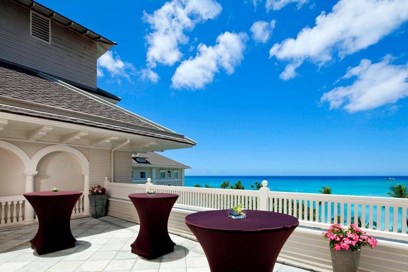 Moana Surfrider, A Westin Resort & Spa, Waikiki Beach - Roof Garden Terrace <br/>Image from Leonardo
