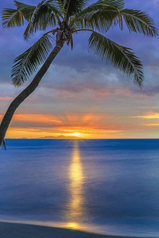 Tropica Island Resort-Denarau Sunset<br/>Image from Leonardo