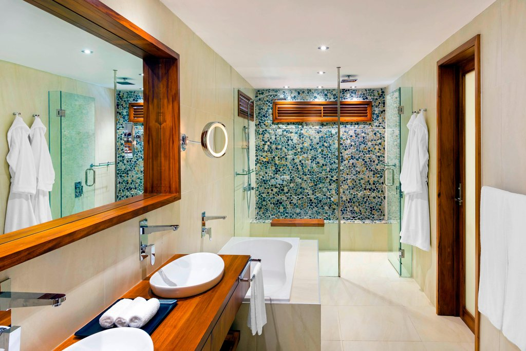 Tropica Island Resort-Westin Renewal Spa Studio - Guest Bathroom<br/>Image from Leonardo