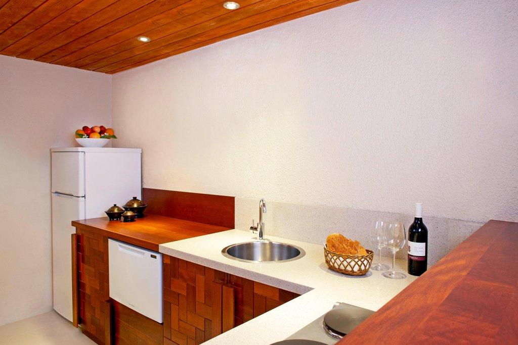 Tropica Island Resort-Executive Ocean Front Villa Kitchenette<br/>Image from Leonardo