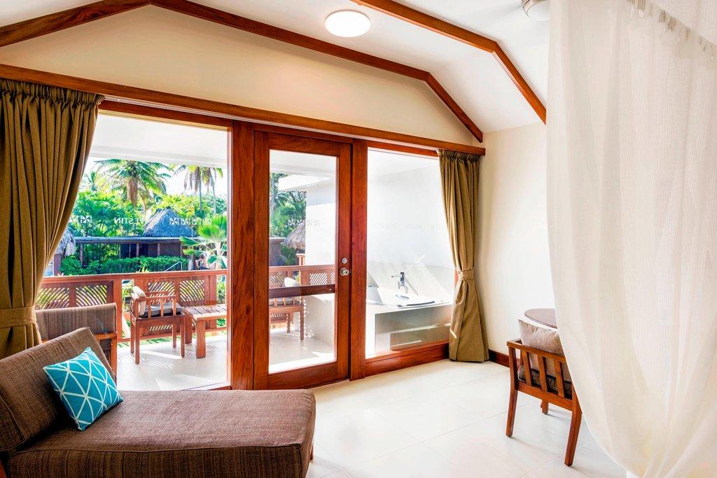 Tropica Island Resort-Westin Renewal Spa Suite - Bedroom<br/>Image from Leonardo