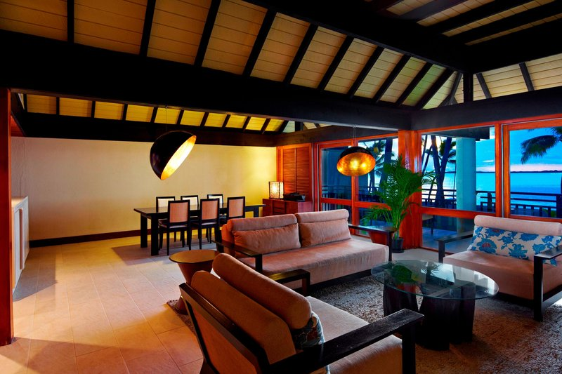 Tropica Island Resort-Royal Suite - Living Room<br/>Image from Leonardo