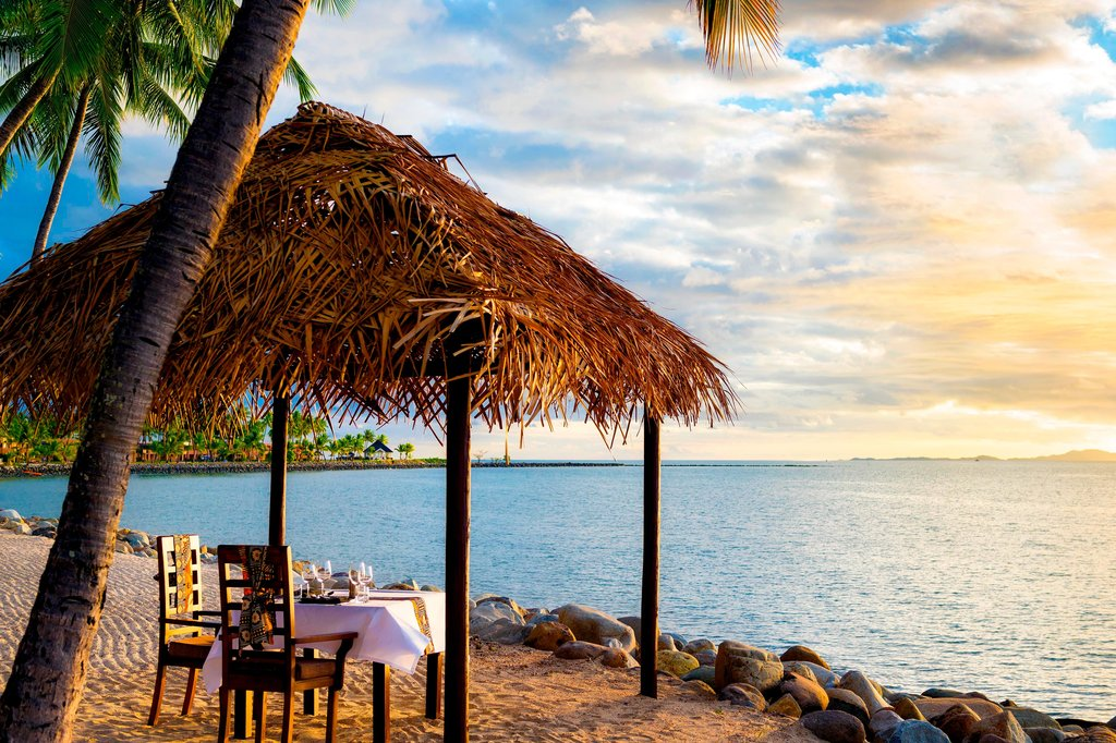 Tropica Island Resort-Kitchen Grill - Private Beachfront Dining<br/>Image from Leonardo