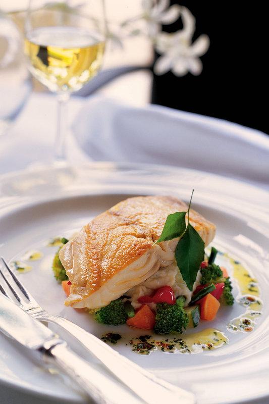 Tropica Island Resort-Fresh Fish Dish<br/>Image from Leonardo