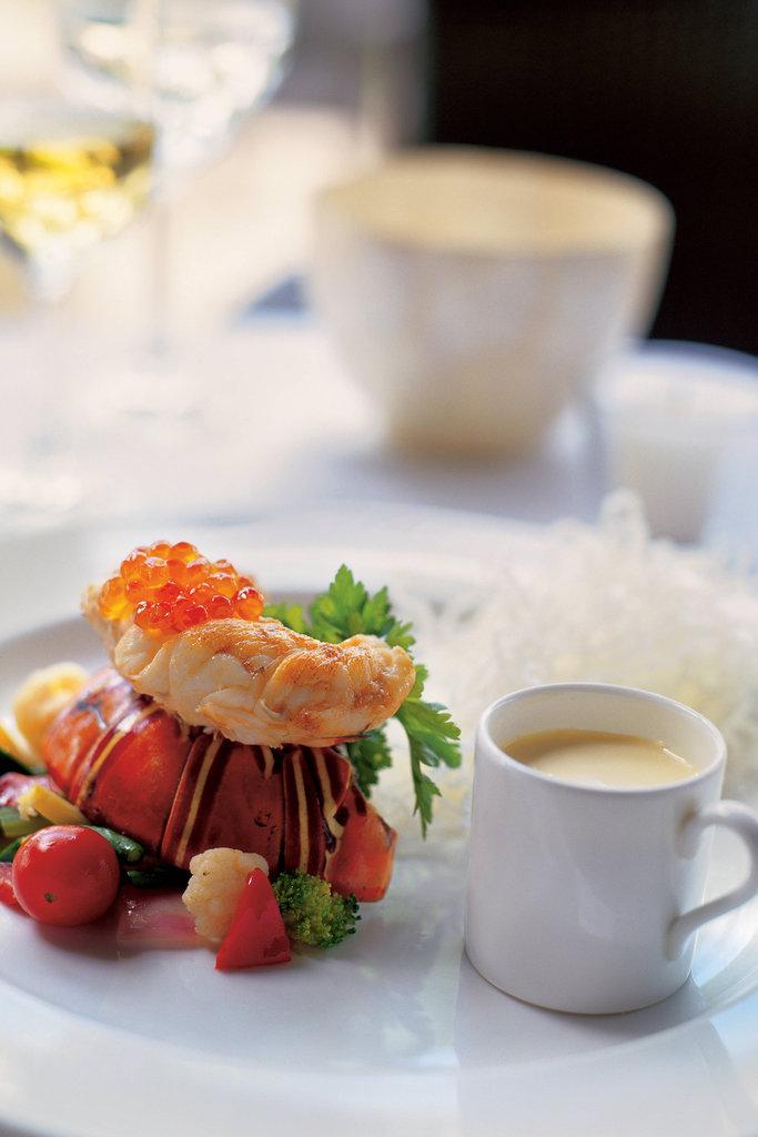 Tropica Island Resort-Seafood Dish<br/>Image from Leonardo