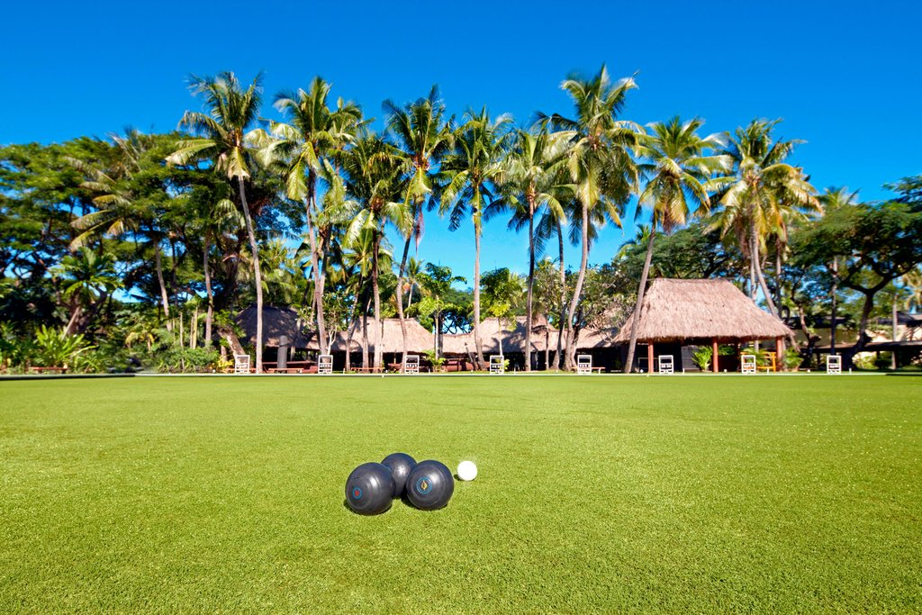 Tropica Island Resort-Lawn bowling<br/>Image from Leonardo