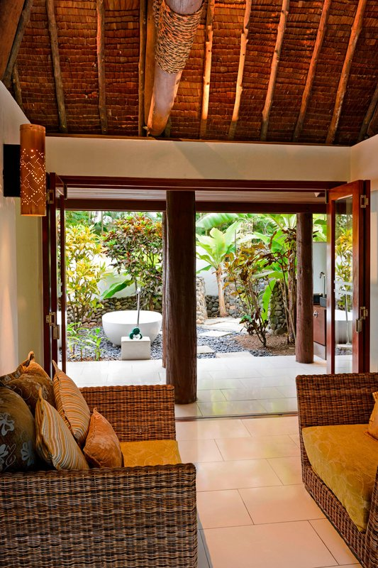 Tropica Island Resort-Heavenly Spa by Westin - Out Door shower<br/>Image from Leonardo