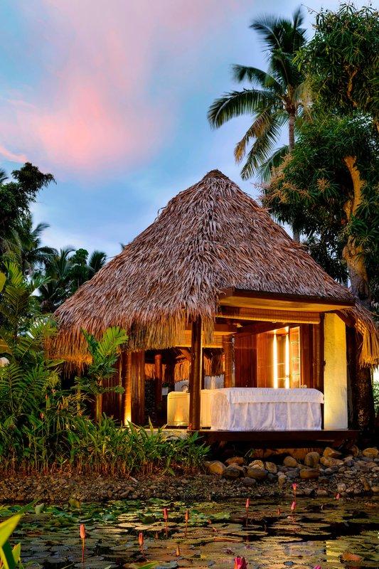 Tropica Island Resort-Heavenly Spa By Westin - Open Air treatment Bure<br/>Image from Leonardo