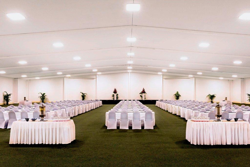 Tropica Island Resort-Denarau Island Conference Centre Classroom Set Up<br/>Image from Leonardo