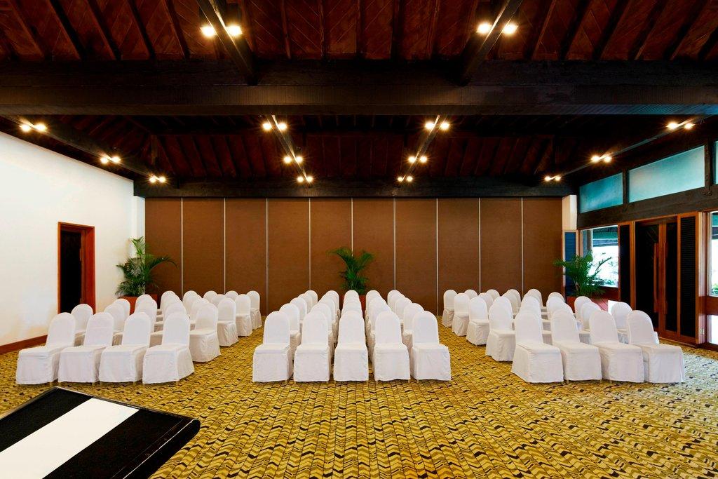 Tropica Island Resort-Senirosi Dua-Theatre-Style Meeting<br/>Image from Leonardo