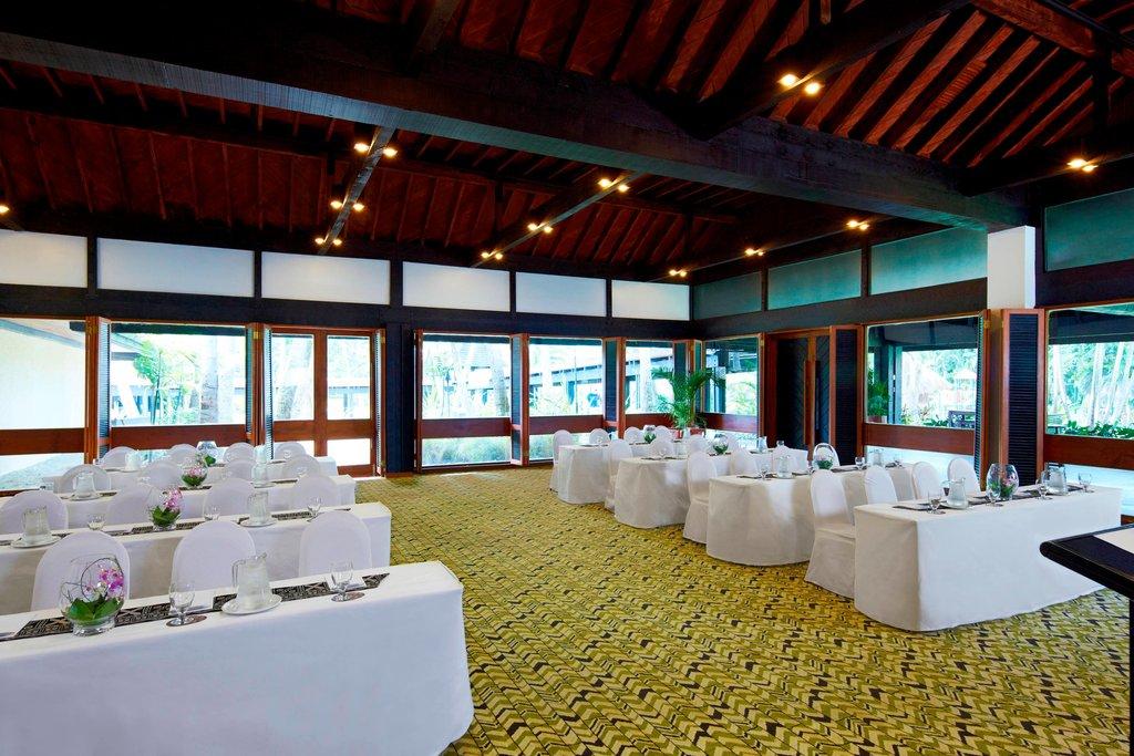 Tropica Island Resort-Senirosi Rua-Classroom Style<br/>Image from Leonardo