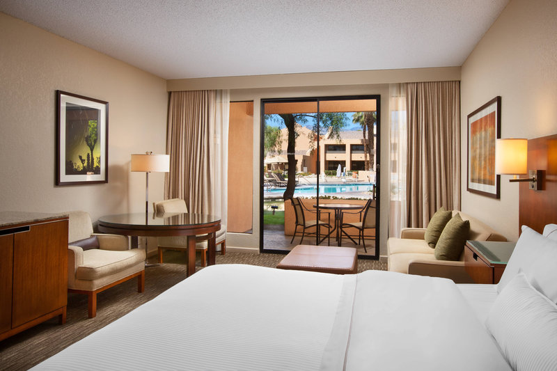 Westin Mission Hills Golf Resort-Deluxe Pool View King Guest Room<br/>Image from Leonardo