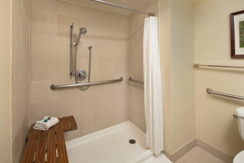 Westin Mission Hills Golf Resort-Accessible Guestroom Bathroom<br/>Image from Leonardo