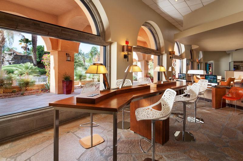 Westin Mission Hills Golf Resort-Business Center<br/>Image from Leonardo