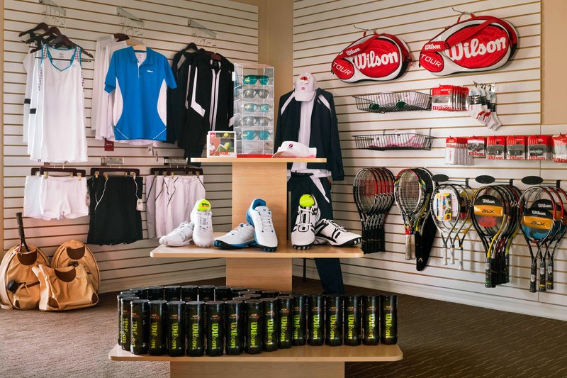 Westin Mission Hills Golf Resort-Tennis Club Shop<br/>Image from Leonardo
