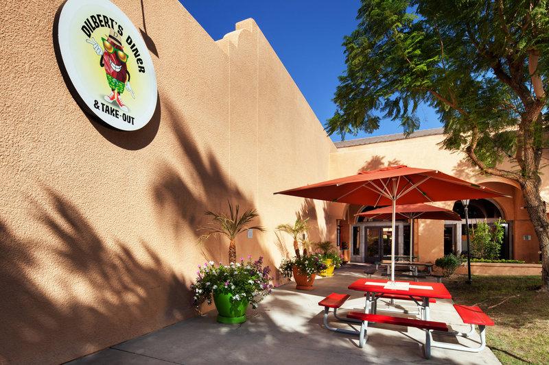 Westin Mission Hills Golf Resort-Dilberts Diner<br/>Image from Leonardo