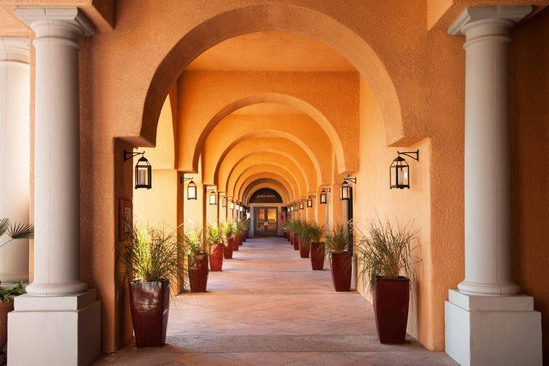 Westin Mission Hills Golf Resort-Pinzimini Arches<br/>Image from Leonardo