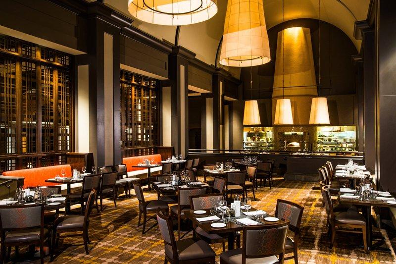 Westin Mission Hills Golf Resort-Pinzimini Main Dining Area<br/>Image from Leonardo