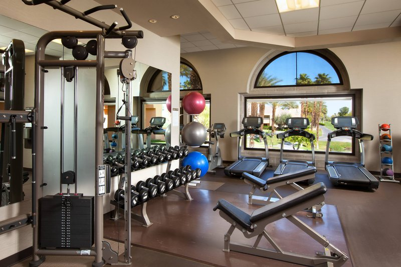 Westin Mission Hills Golf Resort-Fitness Center<br/>Image from Leonardo