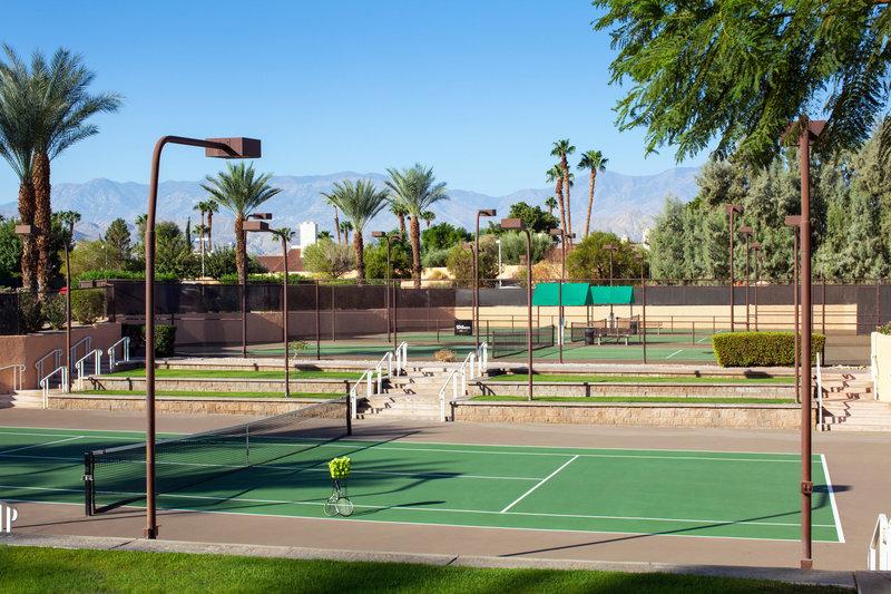 Westin Mission Hills Golf Resort-Tennis Courts<br/>Image from Leonardo