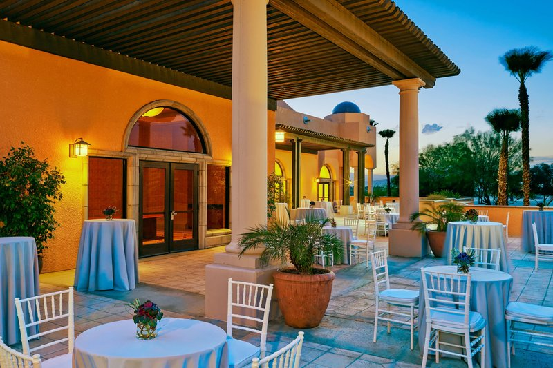 Westin Mission Hills Golf Resort-Ambassador Plaza - Reception<br/>Image from Leonardo