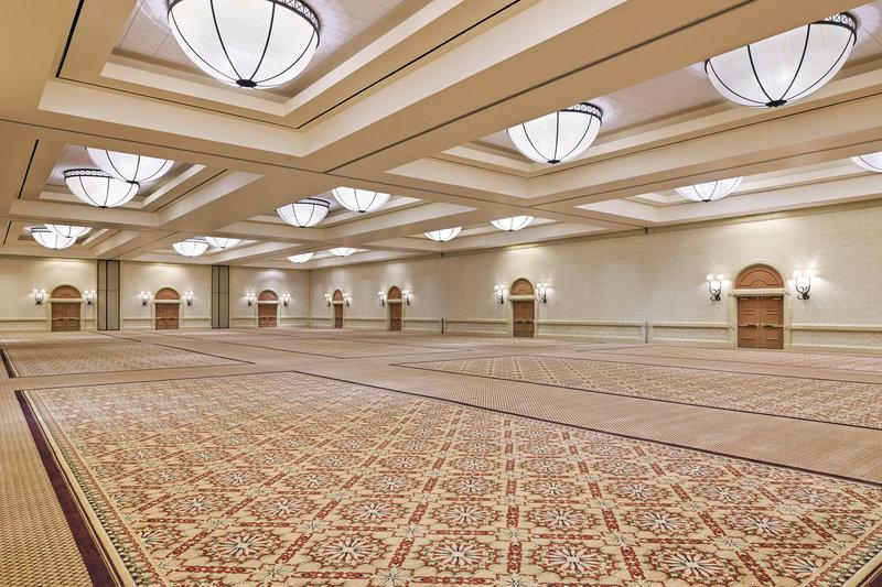 Westin Mission Hills Golf Resort-Ambassador Ballroom - Empty<br/>Image from Leonardo