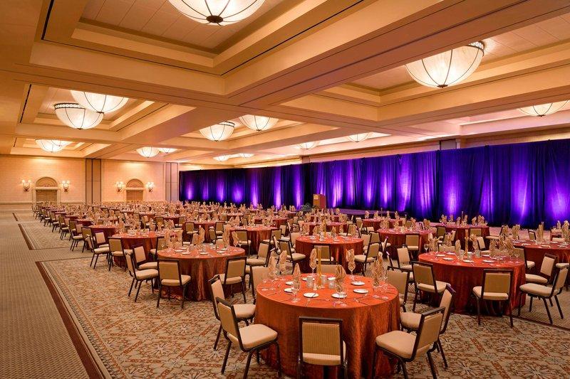Westin Mission Hills Golf Resort-Ambassador Ballroom - Reception Setup<br/>Image from Leonardo