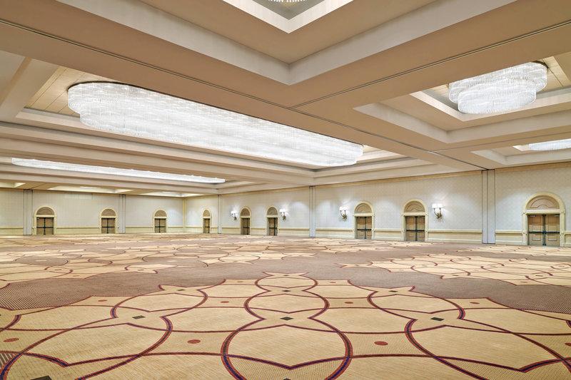 Westin Mission Hills Golf Resort-Celebrity Ballroom - Empty<br/>Image from Leonardo